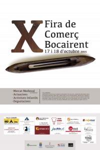 CARTELL PUBLIS FIRA BOCAIRENT